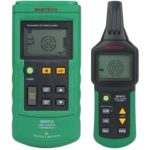 MASTECH MS6818 Advanced Wire Tracker Pipe Locator Detector Network Telephone Cable Cable Tester with Flashlight / LCD Backlight