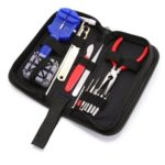 Professional Complete Watch Repair Tool Kit 16pcs / Set