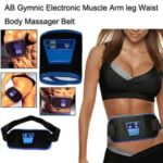 Health Care Slimming Body Massage belt AB Gymnic Electronic Muscle Arm leg Waist Massager Belt