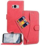 PU Leather Cover Case for Samsung S8 Plus