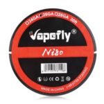 Vapefly Ni80 26GA 30ft Heating Wire