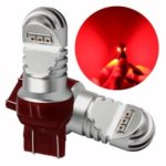 2PCS T20 7443 30W High Power DC 12 – 24V LED Car Brake Lights