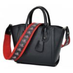 Ladies Trendy Retro PU Tote Shoulder Bag