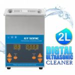 2L Digital Display Ultrasonic Cleaner UK