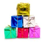 MCYH HY396 Christmas Gift Bag Decoration 12PCS