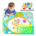 Children  wisdom early teaching water canvas writing carpet graffiti