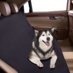 Car-pass Universal Black Car Dog Cover