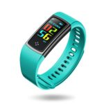 S9 Smart Bracelet Blood Pressure Oxygen Measure  Heart Rate Monitor SMS Remind Remote Camera Wristband