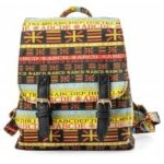 Backpack For Girls Fashion Letter Print Waterproof Backpack