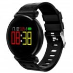 CACGO K2 Smart Watch for iOS / Android Phones  Sleep / Heart Rate / Blood Pressure / Blood Oxygen / Calories Monitor Remote Camera