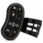8Y Car Steering Wheel Controller with Noctilucent Function