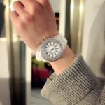 REEBONZ New Fashion LED Diamond Watches for Men and Women