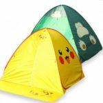 QH811 Quick Pitch Tent Outdoor Camping Toy 1pc