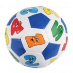 Mini Football Built-in Bell Baby Early Educational Toy