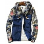 Daifansen Men's Camouflage Jacket