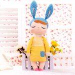 Stuffed Plush Animals Cartoon Kids Toys for Girls Children Baby Birthday Gift Angela Rabbit