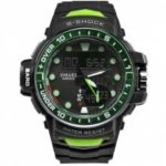 SMAEL 1626 Fashion Multi-Function 5M Waterproof Electronic LED Outdoor Watch