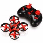 Mini UFO Quadcopter Drone 2.4G 4CH 6 Axis Headless Mode Remote Control Nano Quadcopter RTF