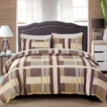 Printing Sanding Bedding Set in Vogue 05