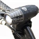 2256 Super Bright 200LM USB Rechargeable Bike LED Front Light Power