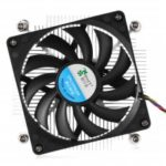 2500RPM Ultra-thin CPU Cooler Cooling Fan