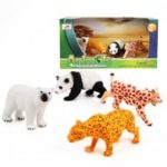 Jungle Animal Suit Model Toy