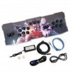 999 in 1 Video Games Arcade Console Machine Double Stick Home Pandora's Box 5s,EU Plug 12
