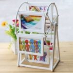 Rotating Ferris Wheel Photo Frame
