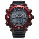 EPOZZ 2801 Men Sports Analog Digital Waterproof Watch