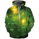 Green Forest Digital Printing Hoodies