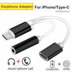 USB 3.1 Type C Audio Charging Cable Type C To 3.5 Aux Jack Earphone Audio Cable Adapter Charger For Xiaomi 6 Letv Pro 3 LeEco Le 2 Pro Max2 For iPhone 7 Plus 6 6S Plus