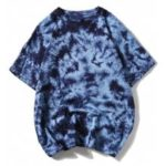 Short Sleeve Tie Dyed T-shirt