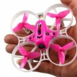 KINGKONG / LDARC TINY 7X 75mm FPV Quadcopter Advanced Version  		with 820 Motor / 5.8G 800TVL Camera / F3 Flight Controller
