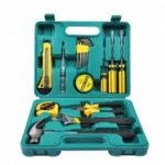 16PC Car Motorcycle Maintenance Emergency Kit Combination Auto Accessories Home Hardware Toolbox Hand Tool