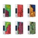 Aleader Funky 160W Stable Wood Box Mod 1pc  200 – 600F / Supporting 2pc 18650 Batteries