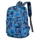 Camouflage Backpack 1052 Nylon Mesh Cloth