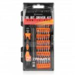 ZANMAX Screwdriver Appliance Repair Tool Set of 60