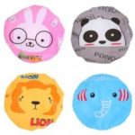 Cute Cartoon Fashion Bath Shower Japanese Portable Waterproof Shower Shampoo Thickening Cartoon Fashion Cap 4PCS