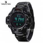 MIZUMS 8003 Male Watch Digital Quartz Wristwatch for Men