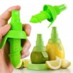 Creative Gadgets Lemon Sprayer Fruit Juice Citrus Spray Cooking Tools Kitchen Accessories