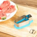 Chic Simple Slicer Watermelon Cutters Slice Model Melon Cutter Kids DIY Kitchen Fruit Vegetable Tools Gadgets