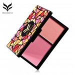 huamianli 2 Color Makeup Natural Face Contour Powder Blush