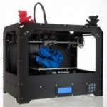 Factory FDM – Black Makerbot Replicator 3D-Printer 2 Extruders NEW