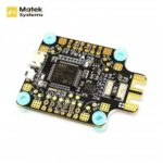 Matek Systems BetaFlight F405 – CTR Flight Controller  			 			Built-in PDB OSD 5V/2A BEC Current Sensor for RC Drone