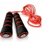 Jump Rope Perfect for All Experience Levels Cardio Home Workouts Cross Fitness