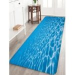Seawater Pattern Indoor Outdoor Area Rug