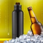 Cool Beer Bottle Holder  			 			Insulated Stainless Steel Container for Summer