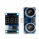landa tianrui LDTR – WG0171 Distance Measure Board  			 			Ultrasonic HC – SR04 Test Board Rangefinder Digital Display Serial Output