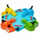 Hungry Hippos Creative Desktop Toys Interactive Fun Board Game for Kids Adults