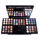 MANSLY M630 63 Color Drawer-Type Make-Up Eye Shadow Disk